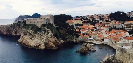 Natural Landscape of Dubrovnik, Croatia