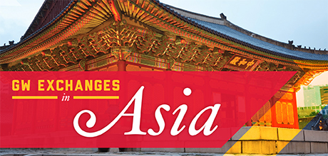 Exchange Programs in Asia