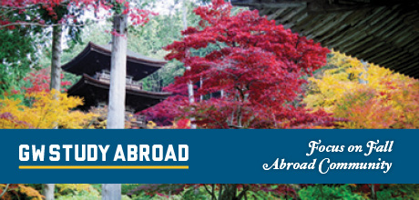 Focus on Fall Abroad Community