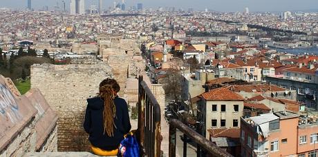 Turkey Overlook