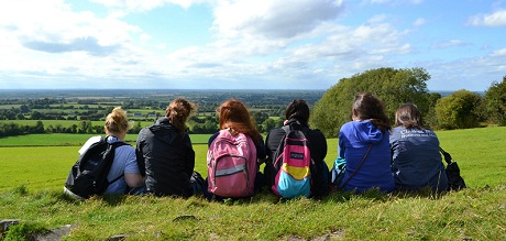 Girls in Ireland