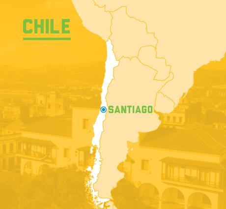 GW Chile Map