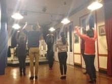 Flamenco practice