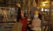 GW Madrid students