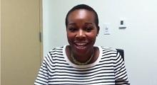 Rechael Ikwuagwu in Senegal