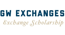 GW Exchanges Exchange Scholarship