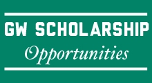 GW Scholarship Opportunities