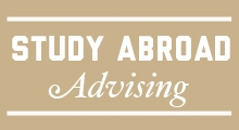 Study Abroad Advising