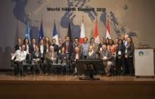 World Health Summit Group Photo