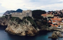 Natural Landscape of Dubrovnik, Croatia